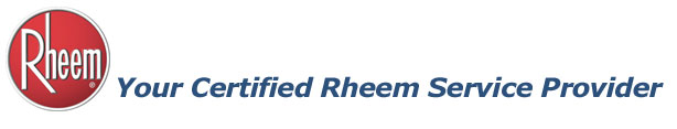 Logo - Rheem Partner | Barney's Air Conditioning and Heating, Inc.